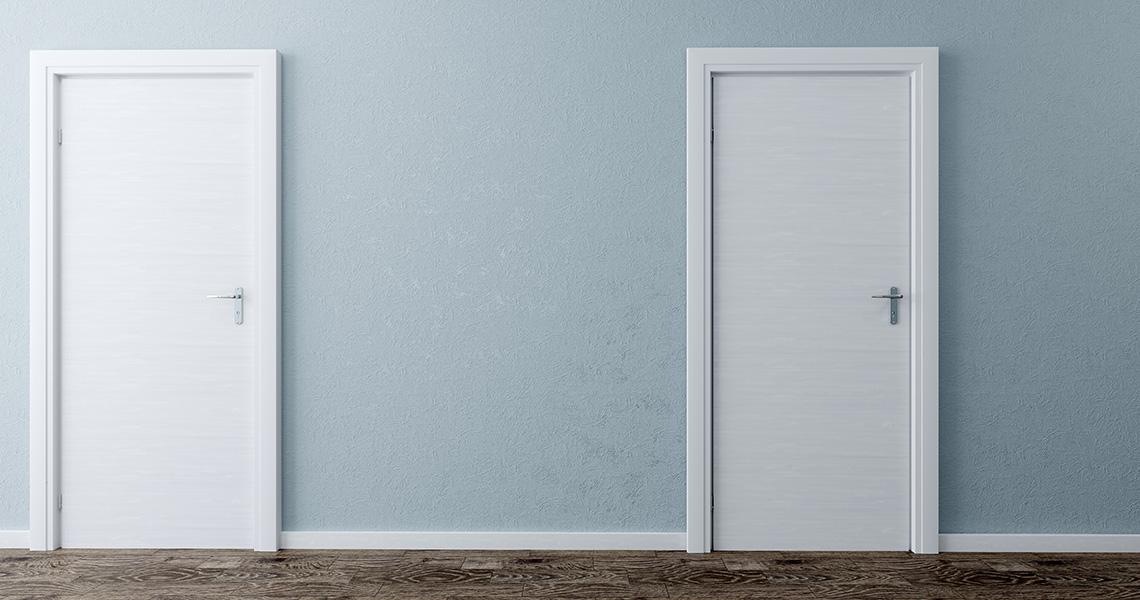Scegliere le porte interne la guida alla scelta di centin for Quanto costano le porte interne