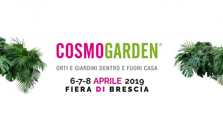 Fiera CosmoGarden 2019 - Brescia