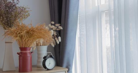 arredare casa con le tende