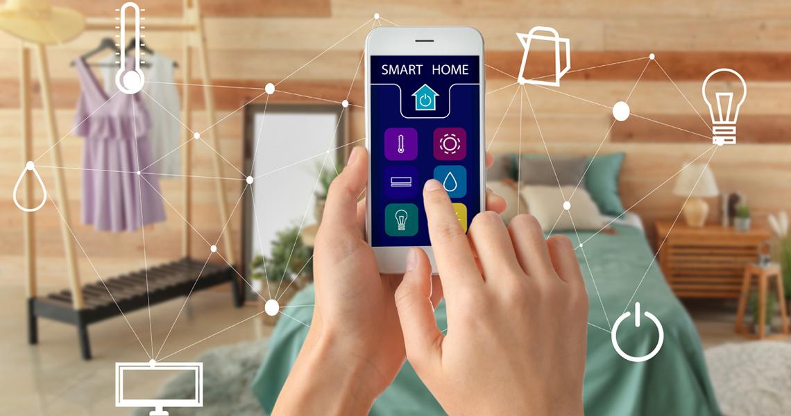 vantaggi smart home